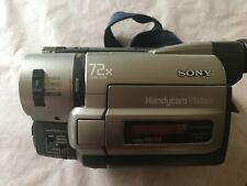 Sony Handycam Ccd-Trv85 Mini Dv Camcorder with Case