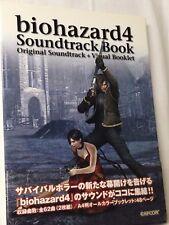 Biohazard4 Soundtrack Book (2 Discs) - Capcom Japan