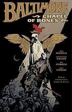 Baltimore Volume 4: Chapel of Bones Mignola, Mike, Golden, Christopher Hardcove