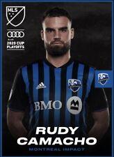 [DIGITAL CARD] Topps Kick - Rudy Camacho - MLS 2020 Playoffs - Team Color