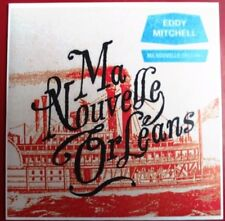 EDDY MITCHELL - RARE CD SINGLE PROMO MA NOUVELLE ORLEANS