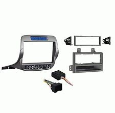 Metra 99-3010S-LC Double/Single DIN Stereo Dash Kit for 2010-up Chevrolet Camaro