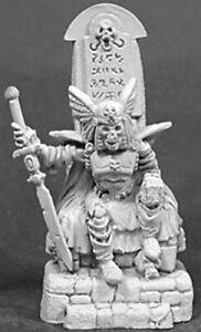 Reaper Miniatures Dragoth the Defiler 02056 Dark Heaven Legends Unpainted Metal