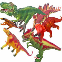 """6"""" Toy Dinosaurs Kids T-Rex Reptil LARGE Realistic Play Figures Stocking Filler"""