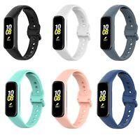 Ersatz Silikon Armband Samsung Galaxy Fit e Smartwatch Fitness Sport Tracker