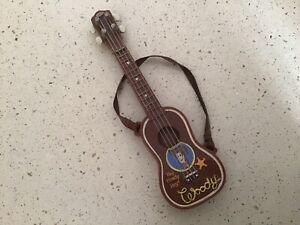 Disney Pixar 2001 Hasbro Toy Story Woody Figure Replacement Guitar