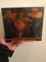 Pokemon Champions Path Elite Trainer Box ETB TCG Factory Sealed Ships Now