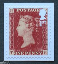 2016 Royal Mail 500 Penny RED 175th Anniversary SINGLE from Booklet