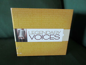 Legendary Voices (CD, 2014, 10 CD Box Set) by Various Artists Time Life Music