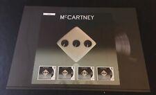 More details for limited edition no. 0687 of 5000  paul mccartney fan sheet - mccartney iii
