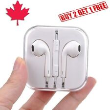 Earphones EarBuds for Apple iPhone 4 5 6 7 8 plus  Headphones With Mic volume