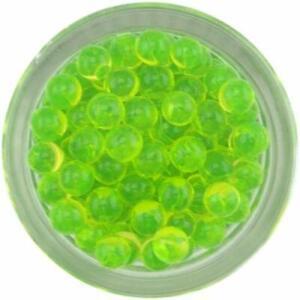 PCR-FBLS-CHT-1.35OZ New Crappie Fire Balls, Chartreuse, 1.35 oz