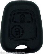 Fits Peugeot Citroen 2 Button 107 207 307 C1 C2 C3 C4 C5 Remote Key Fob Case