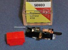 Electro-Voice EV 5080D CERAMIC CARTRIDGE for GARRARD X10 X11 374-DS77 NEEDLE