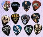 METALLICA Guitar Picks Set of 12