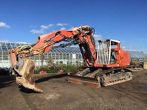 SCHAEFF TEREX TE210 Tunnelling Excavator Mining Machine Digger