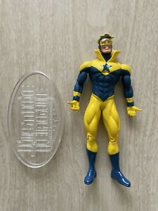 DC Direct Justice League International Booster Gold Loose Complete