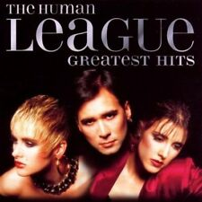 THE HUMAN LEAGUE - GREATEST HITS NEW CD