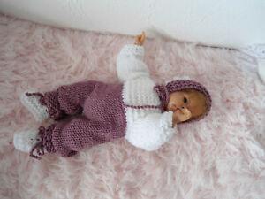 Reborn Baby Mini Luca von Elly Knoops 33cm   Hobby Auflösung