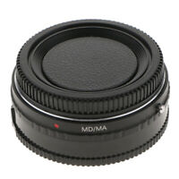Adapter Ring for Minolta MD MC Lens to Sony Alpha AF MA Mount Camera  A77 A65 w