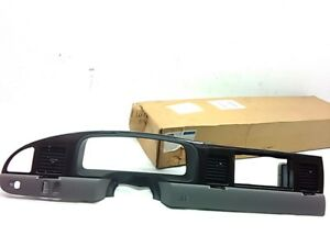01-02 LINCOLN TOWN CAR INSTRUMENT PANEL BEZEL TRIM 1W1Z54044D70FAA WOOD STAIN