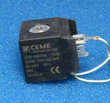 50 Hz CEME Spule 50W 10x Magnetschalter für Jura Drainageventil 230V
