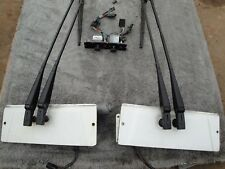 MCI COACH BUS PARTS 102DL3 D4505 D4000 ELECTRIC WIPER MOTOR KIT - COMPLETE KIT