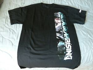 Metal Gear Rising Revengeance Shirt Large PAX Exclusive Metal Gear Solid