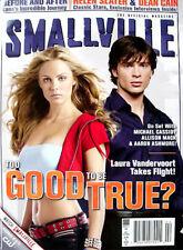 Smallville Official Magazine # 24 Sexy Kara Supergirl