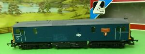 Lima Class 73 Electro-Diesel Loco 73121 CROYDON BR Blue OO boxed 205170 (h)