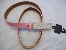Unbranded Faux Leather Plus Size Belts for Women