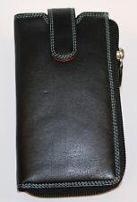 Graffiti/Golunski Leather Glasses case Style 7-158 Colour Black/Tropical New