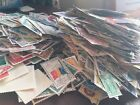 Random Used Group Of 50 Stamps On Bag,topical  Regular Issued Stamps Collection