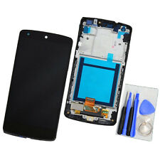 For Google Nexus 5 LG D820 D821 LCD Touch Screen Display Glass Lens +Frame+Tools