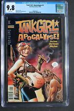 TANK GIRL APOCALYPSE 1 Bolland Grant DC Vertigo 1995 MARGOT ROBBIE Movie CGC 9.8