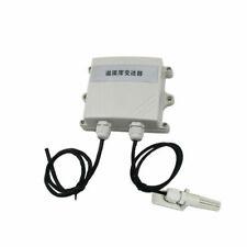 Wall Mounted Temperature & Humidity Collector Transmitter Temperature Sensor CN