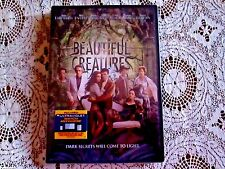 BEAUTIFUL CREATURES DVD MOVIE NEW IN PACKAGE GREAT CHRISTMAS PRESENT WIDESCREEN