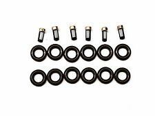 FUEL INJECTOR REPAIR KIT O-RINGS FILTERS 1987-1990 JEEP 4.0L L6 53003956