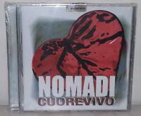 CD NOMADI - CUORE VIVO - NUOVO NEW