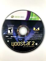 FREE SHIPPING🔥 Yoostar 2: In The Movies (Xbox 360) Disc Only Tested Works 👌