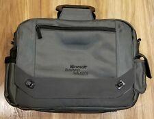 "Sunrise Identity Microsoft Business Solutions 15"" Laptop Bag Convergence 2004"
