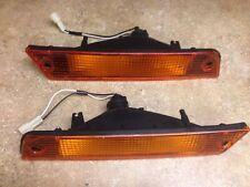 88-90 Toyota Fj62 Front Parking  Lights Set