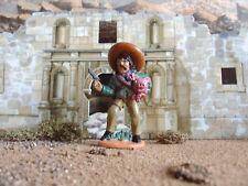 Wild West Weston Toys Mexicain Bandit avec cochon 1:32 peint
