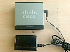 CISCO SD205 Ver2 ETHERNET NETWORK SWITCH HUB 5 PORT 10/100MBPS