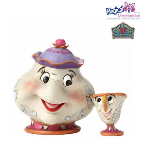 Disney Traditions A Mother's Love (Mrs Potts and Chip Figurine)  4049622
