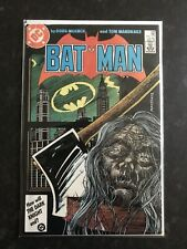 BATMAN # 399 -SEVERED HEAD COVER