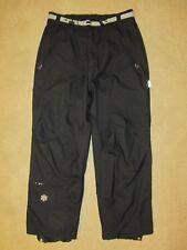 Betty Rides Snowboard Ski Pants - Womens L - Black