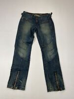 G-STAR RAW RUSTON STRAIGHT Jeans - W29 L32 - Navy - Great Condition - Women's