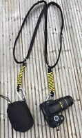 Multi Dual Camera Harness Strap - Paracord 550 Hand Made To Order