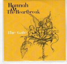 (GF2) Hannah & The Heartbreak, The Gate - 2014 DJ CD